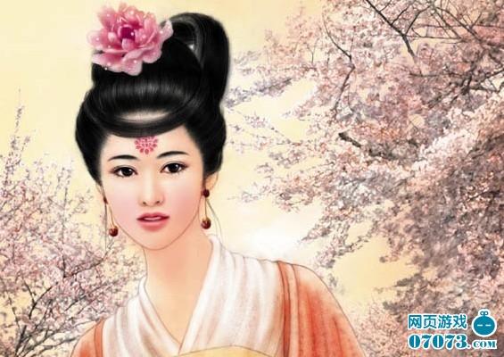 中国古代四大美女典故