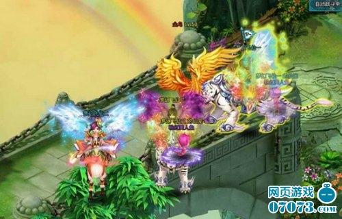 梦幻飞仙新浪玩玩_翅膀让玩家能在天上飞,坐骑则使qq163梦幻飞仙玩家们能够在陆地上