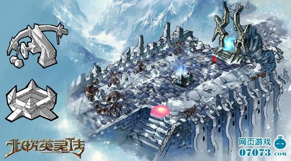 游戏以北欧神话为游戏故事背景,玩家可召唤神话英灵并肩作战,圆你心中图片