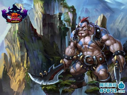 春天 《格子rpg》/反暗黑轻游戏《格子RPG》中的男性角色:清晰的六块腹肌、强壮...