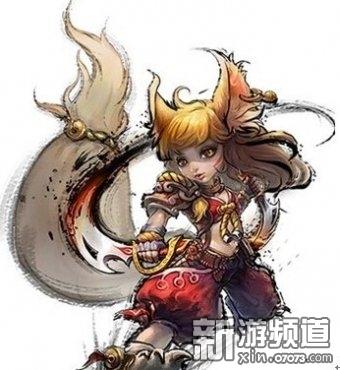 可爱的狐妖头像
